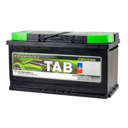 Аккумулятор Tab EcoDry AGM Start-Stop 95Ah R+ 850A