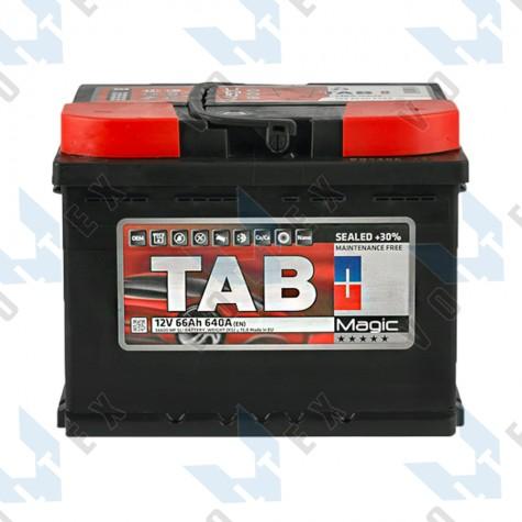 Аккумулятор Tab Magic 66Ah R+ 640A