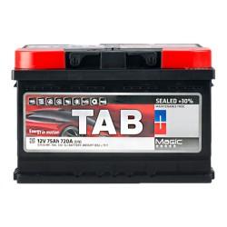 Аккумулятор Tab Magic 75Ah R+ 720A