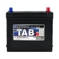 Аккумулятор Tab Polar S 70Ah JR+ 700A