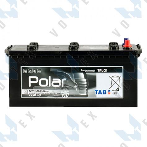 Аккумулятор Tab Polar Truck 135Ah (3) 850A