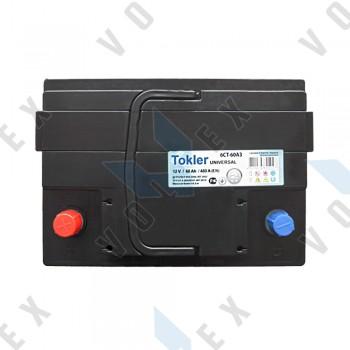Аккумулятор Tokler Universal 60Ah L+ 480A
