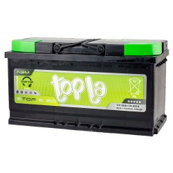 Аккумулятор Topla Start-Stop AGM 95Ah R+ 850A