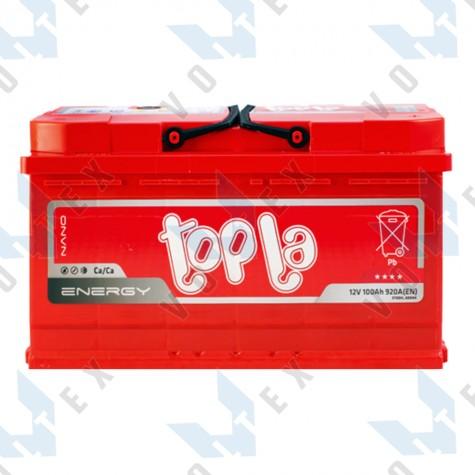 Аккумулятор Topla Energy 100Ah R+ 920A