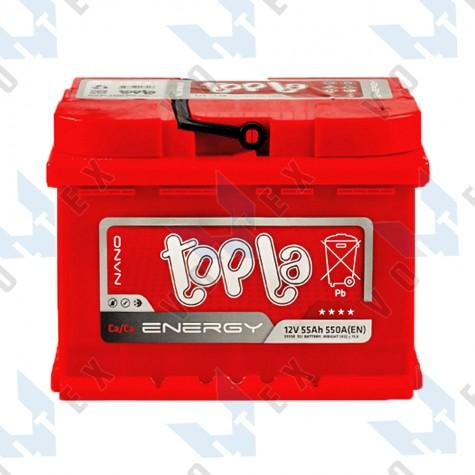 Аккумулятор Topla Energy 55Ah R+ 550A