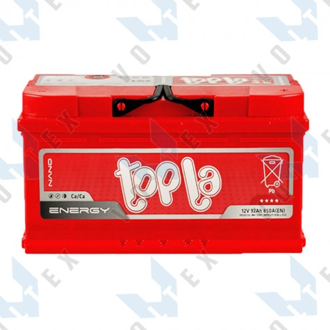 Аккумулятор Topla Energy 92Ah R+ 850A