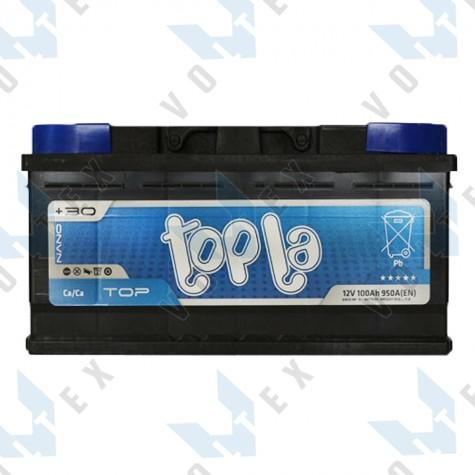 Аккумулятор Topla Top 100Ah R+ 950A