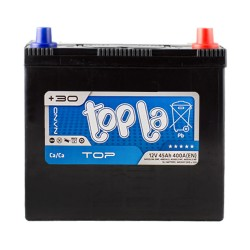 Аккумулятор Topla Top Asia 45Ah JR+ 400A