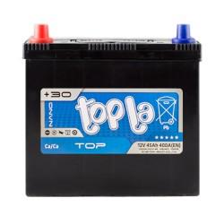 Аккумулятор Topla Top Asia 45Ah JL+ 400A