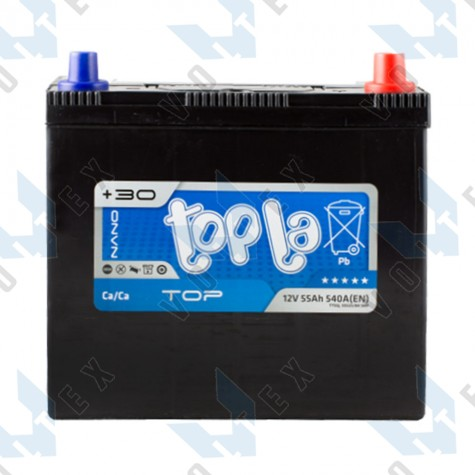 Аккумулятор Topla Top Asia 55Ah JR+ 540A