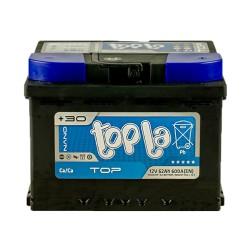 Аккумулятор Topla Top 62Ah R+ 600A