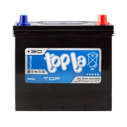 Аккумулятор Topla Top Asia 65Ah JR+ 650A