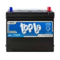 Аккумулятор Topla Top Asia 70Ah JR+ 700A
