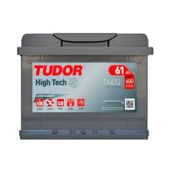 Аккумулятор Tudor High-Tech 61Ah R+ 600A