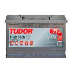 Аккумулятор Tudor High-Tech 77Ah R+ 760A