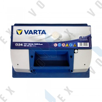 Аккумулятор Varta Blue Dynamic 60Ah L+ 540A