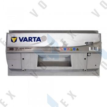 Аккумулятор Varta Silver Dynamic 100Ah R+ 830A