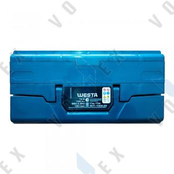Аккумулятор Westa Premium 100Ah R+ 850A